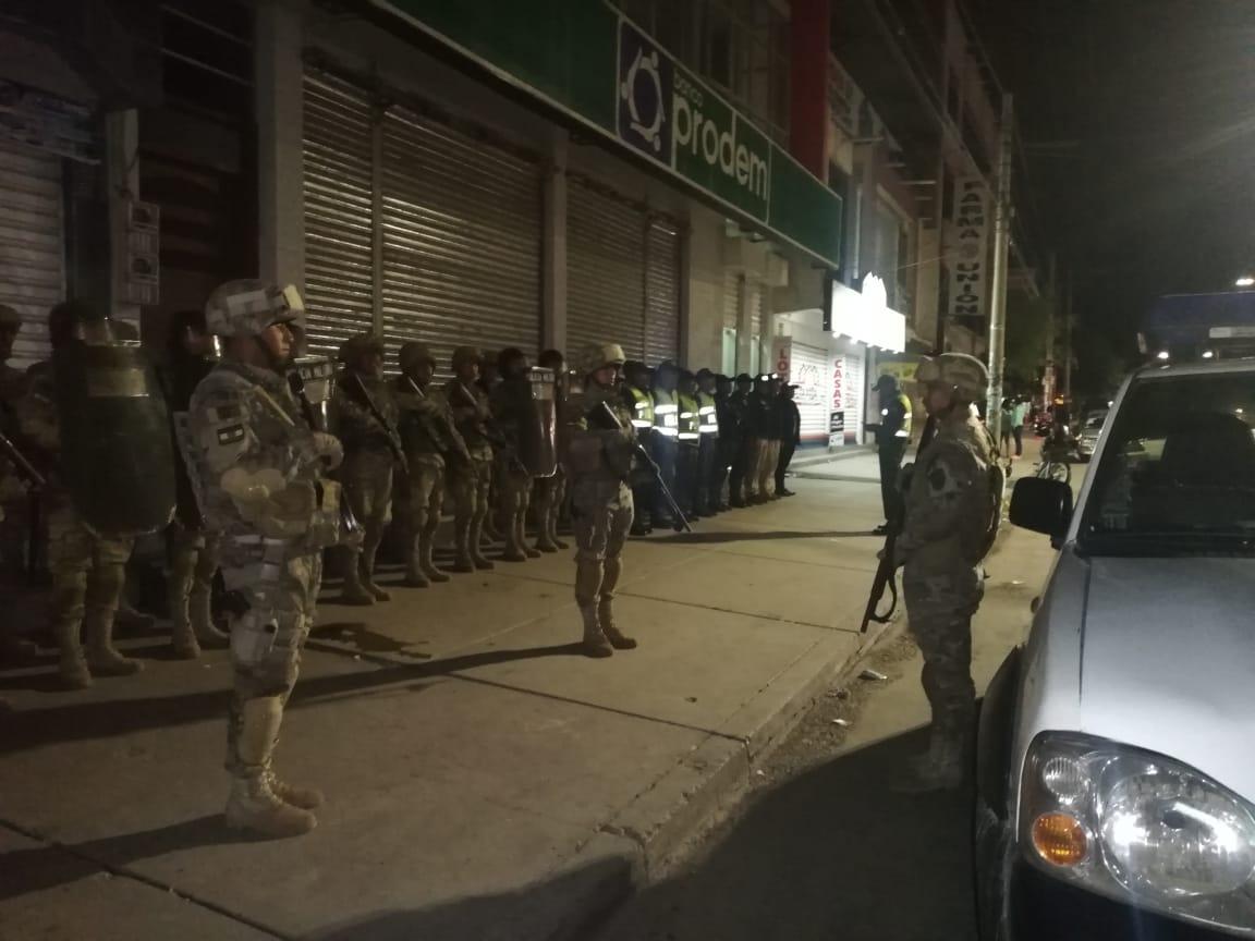 Diputados pide retiro inmediato de militares de las ciudades y el campo