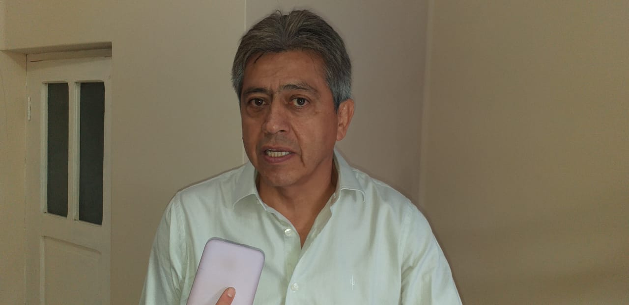 """Cossío dice que alianza con Camacho y Pumari garantiza """"el no retorno de la dictadura"""""""