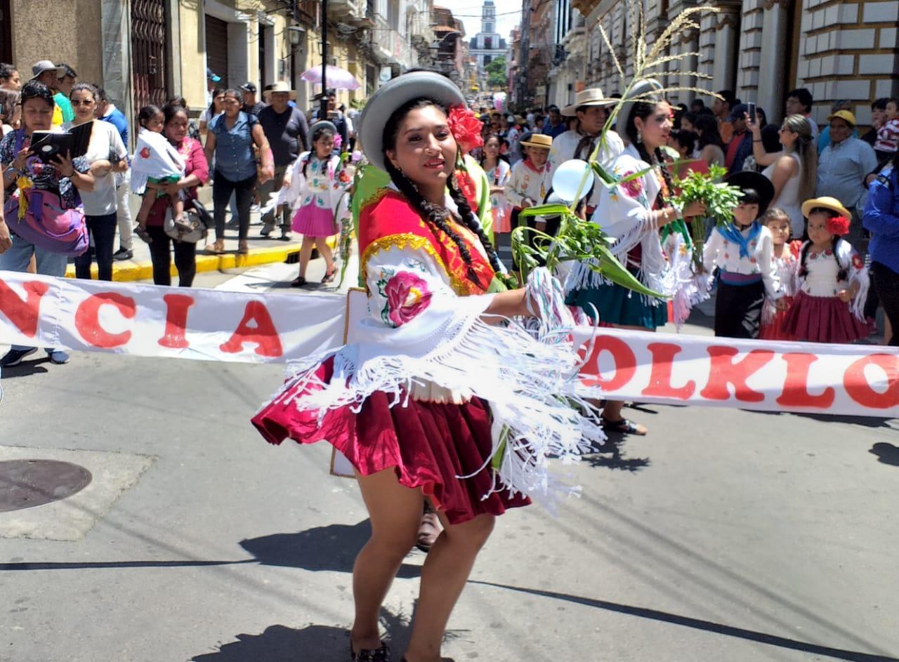 Cabalgata, baile y música abren festejos del Carnaval Chapaco 2020 (Imágenes)