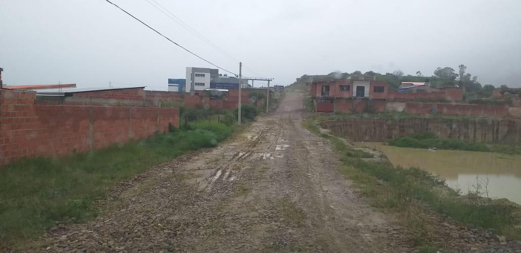 La Upre levantó un colegio en Tarija, en una zona sin accesos y servicios