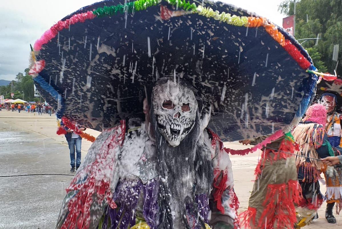 Así fue el domingo de Corso del Carnaval Chapaco 2020 (Imágenes)
