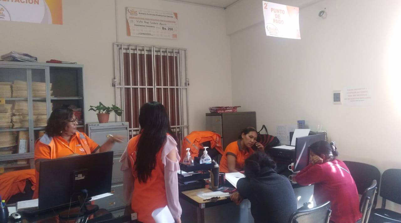 Inician el pago del bono municipal para personas con discapacidad en Tarija