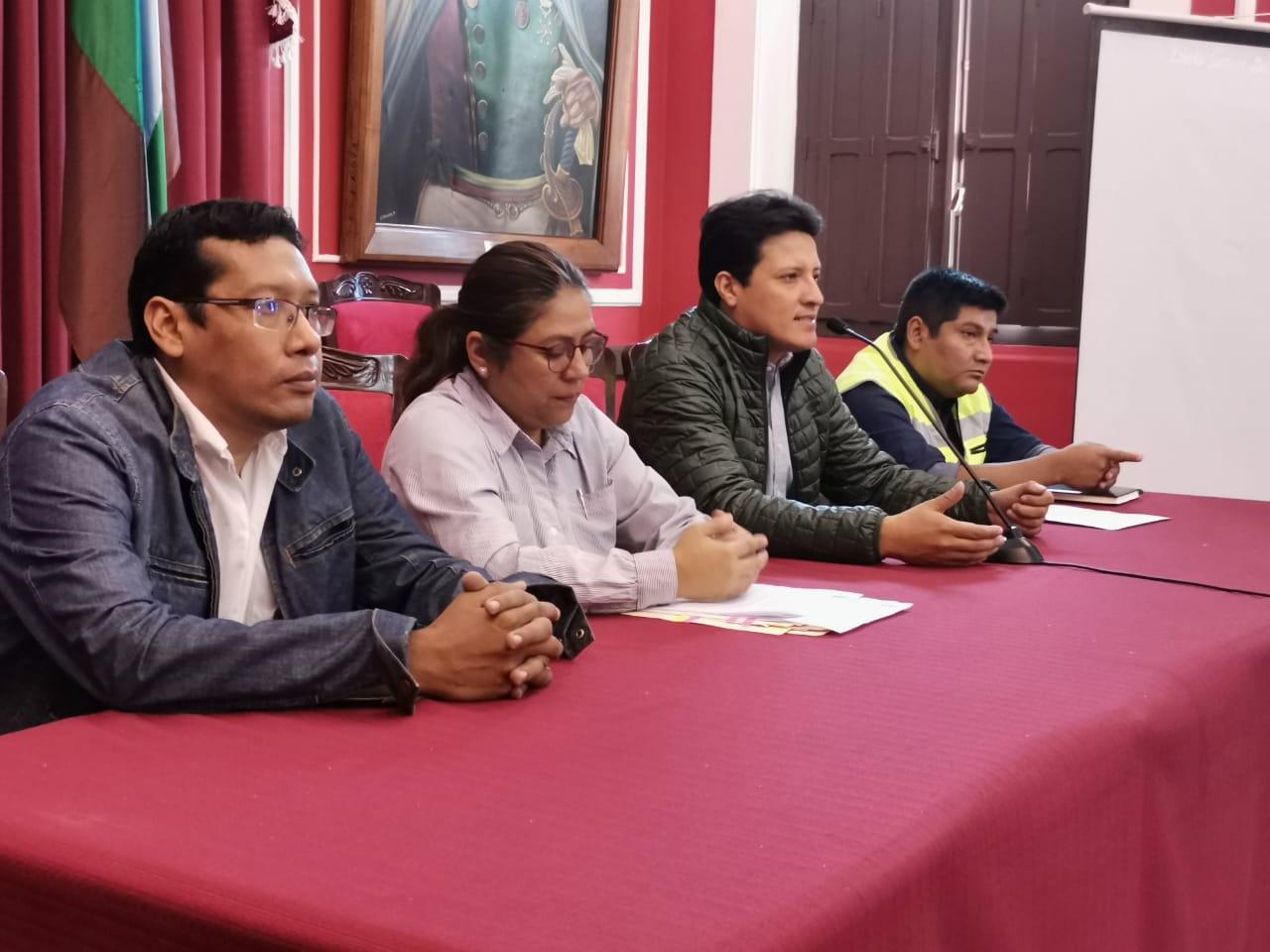Tarija: ABC mueve para abril el traspaso de la Variante