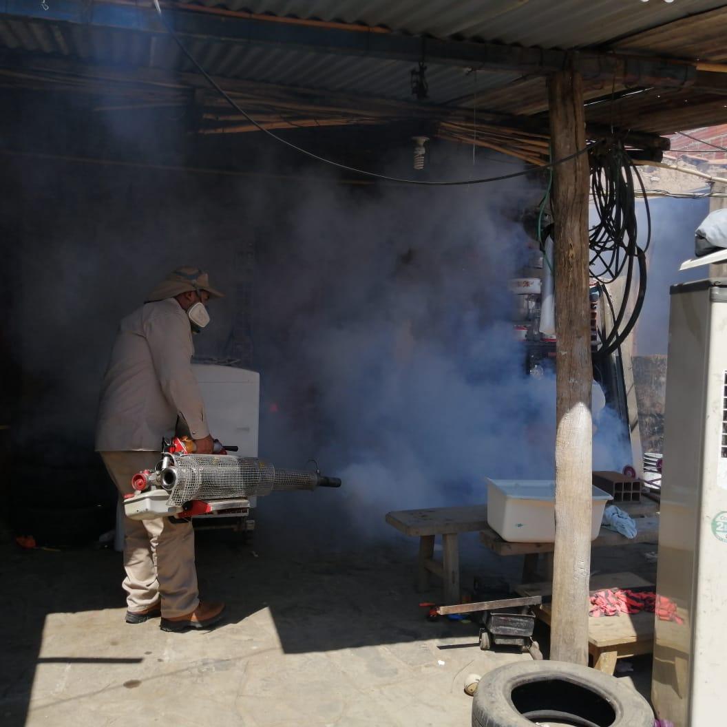 Sedes Tarija realiza bloqueo epidemiológico por casos sospechosos de dengue
