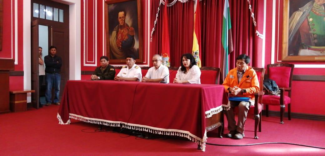 Sedes reporta primer caso sospechoso de covid-19 en Tarija
