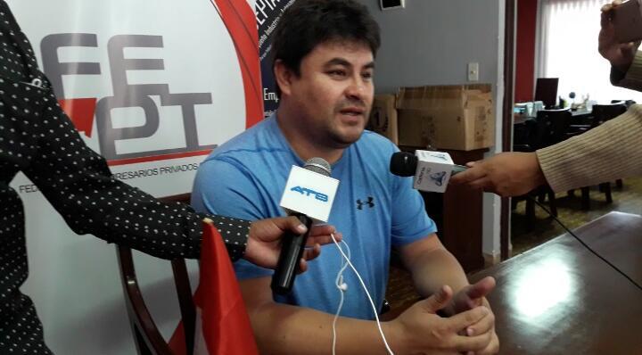 """Empresarios de Tarija piden """"un respiro"""" a los bancos"""