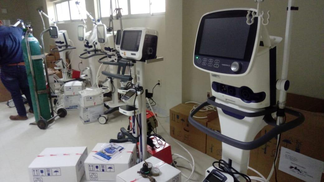 Con 40 profesionales, HRSJD tendrá un área para pacientes de Covid-19