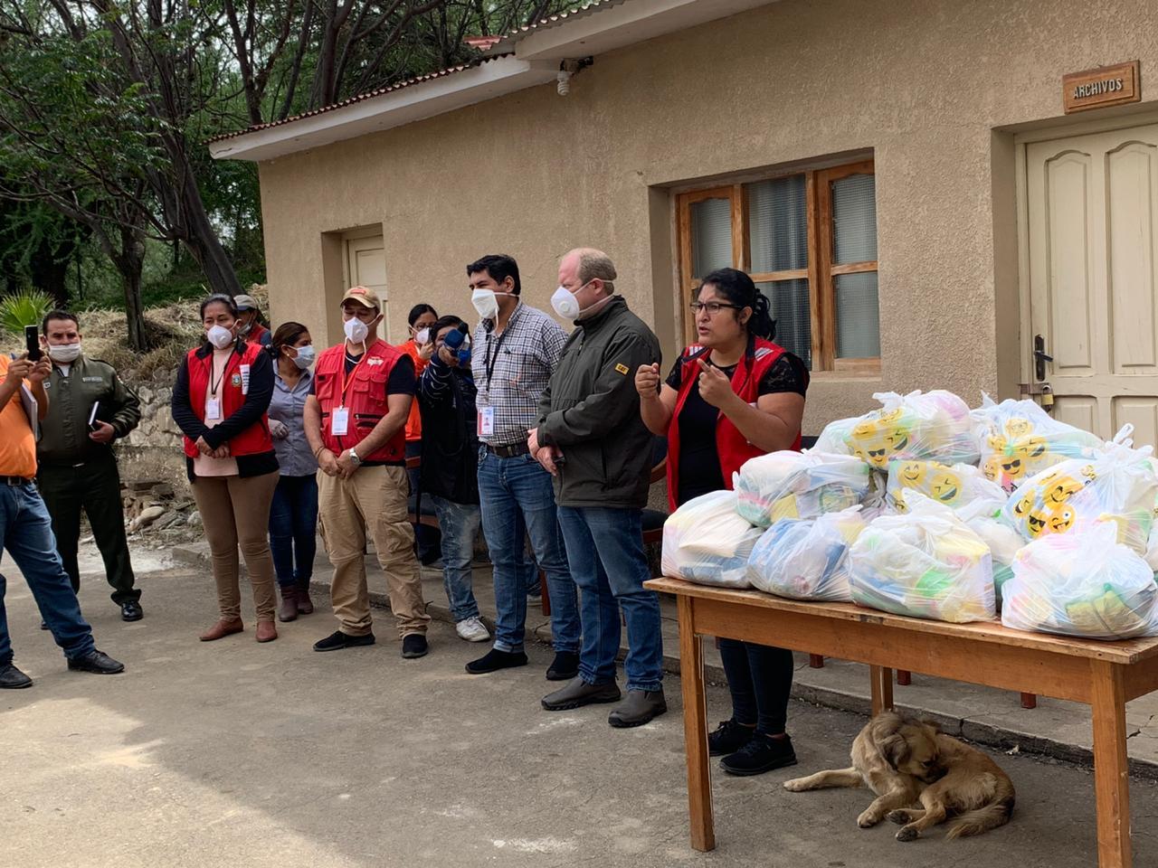 Ciudadanos que llegaron de Chile a Tarija volverán a sus hogares