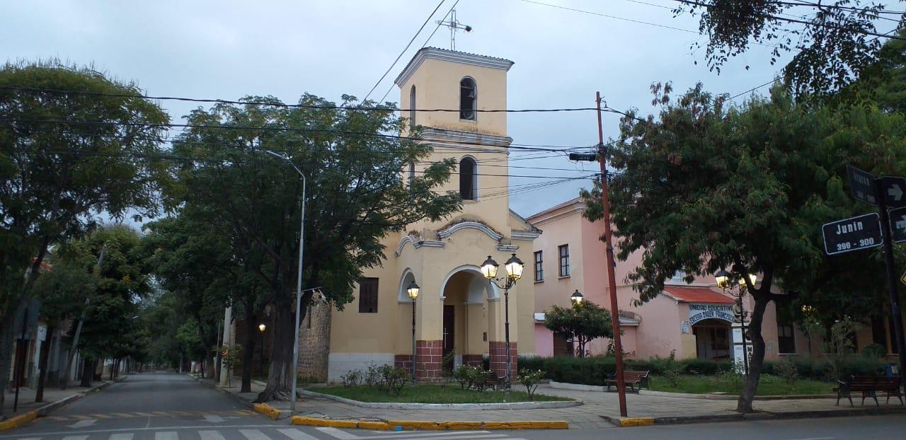 Este jueves, haz el recorrido por las iglesias de Tarija sin salir de casa (Imágenes)