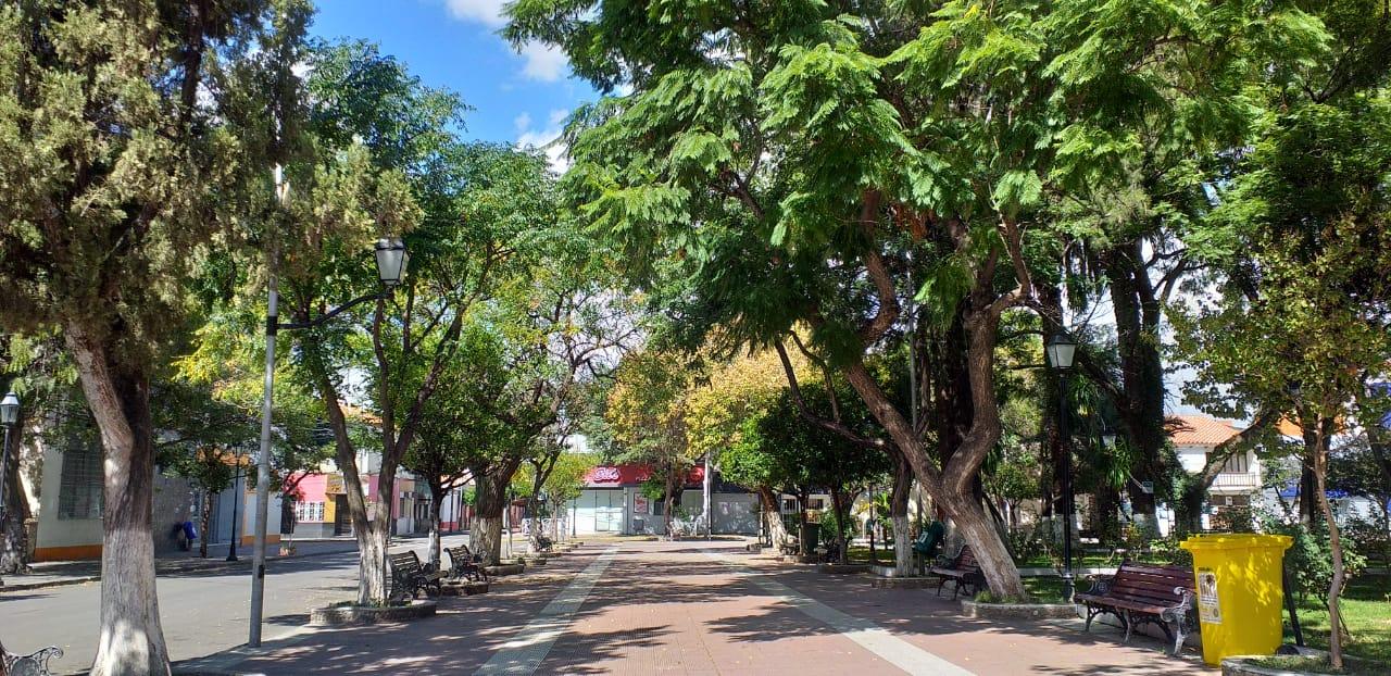 Policía reporta que la población tarijeña acató la cuarentena en su totalidad en el Viernes Santo