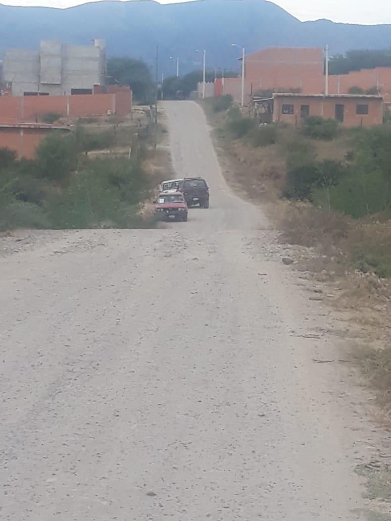 Tarija: Campesinos piden controles policiales en el área rural
