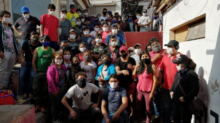 Bolivianos cumplirán cuarentena en Chile y luego retornarán directo a sus regiones