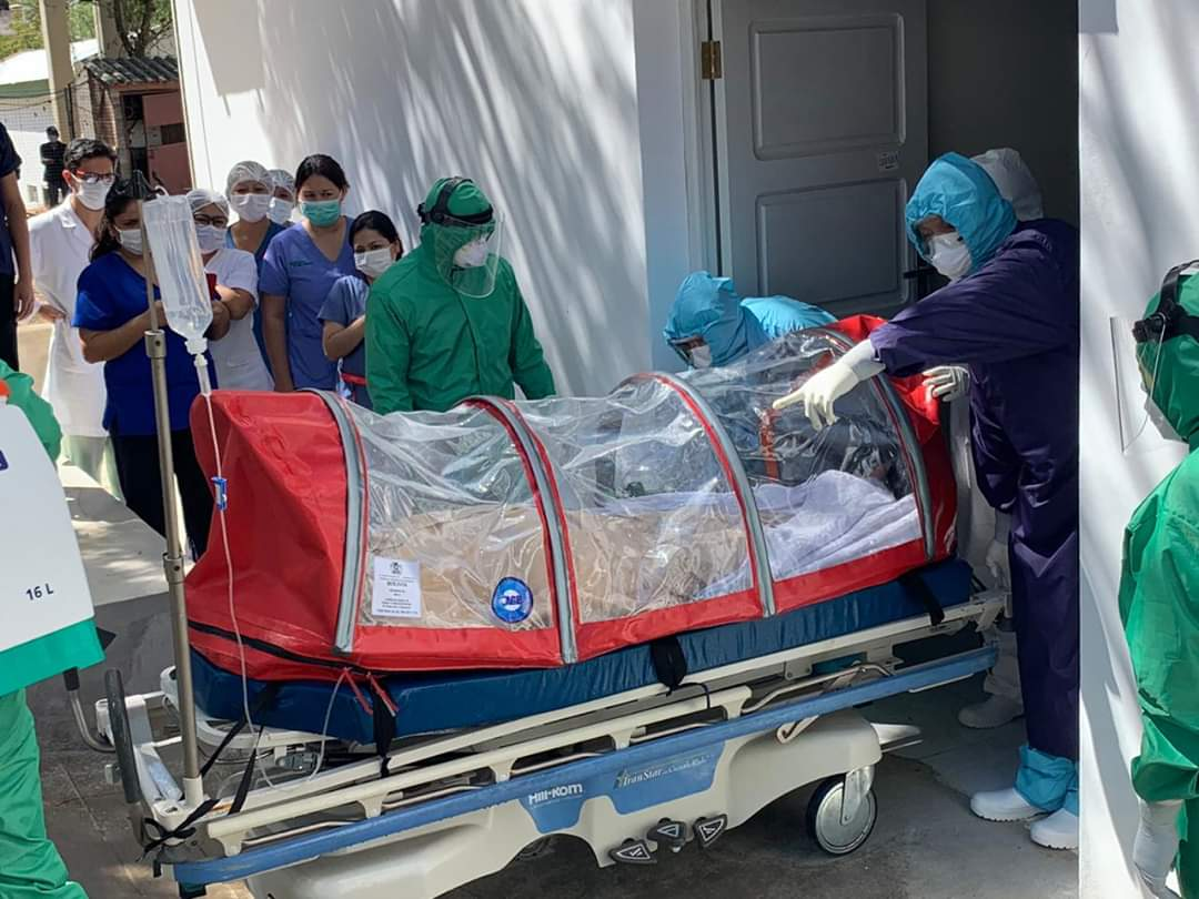 Personal de salud que atendió al paciente cero de Covid-19 dio negativo a pruebas