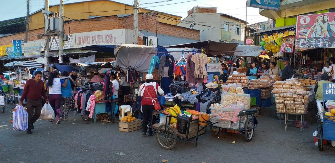 Mercados y ferias, los elegidos por descuidistas en cuarentena