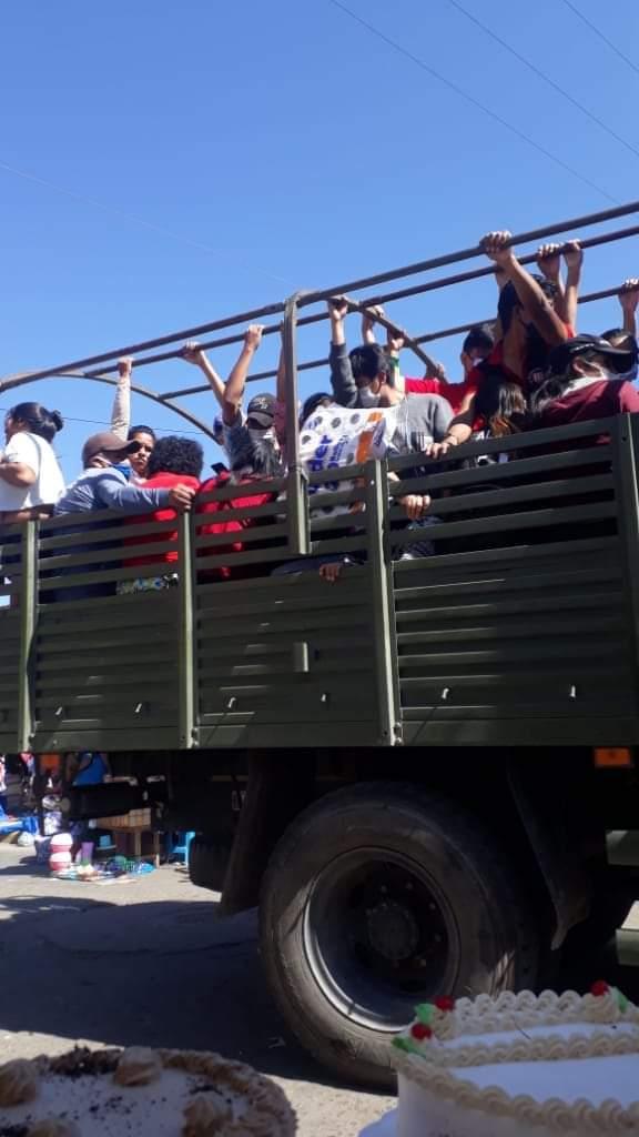 Cerca de 200 personas fueron detenidas el lunes por incumplir cuarentena en Tarija