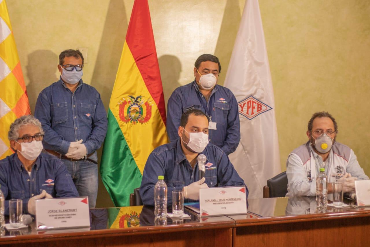 Brasil pone en riesgo los reservorios de gas; YPFB acepta contrato interrumpible