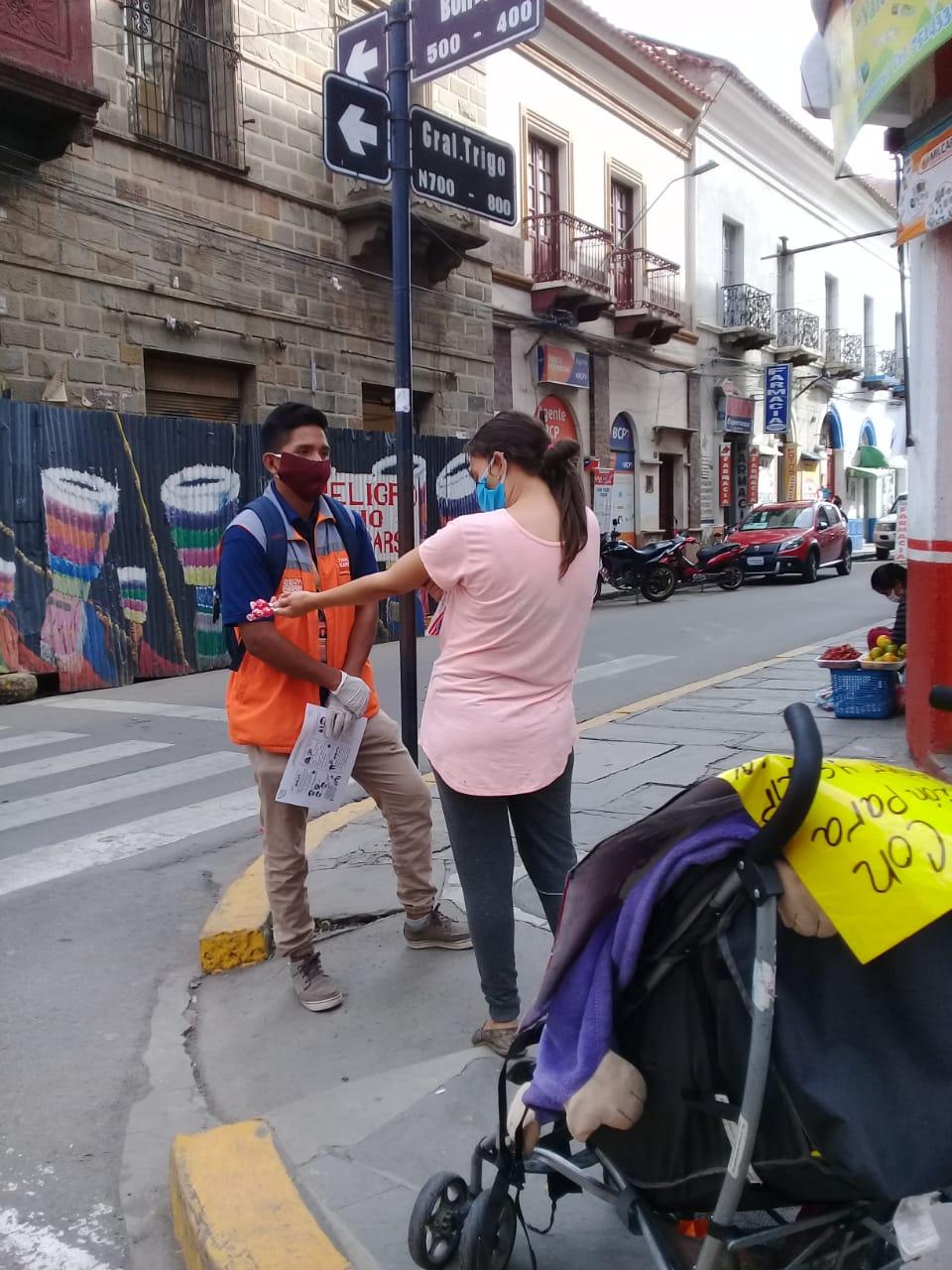Extranjeros y menores de edad subsisten expuestos al Covid-19 en Tarija