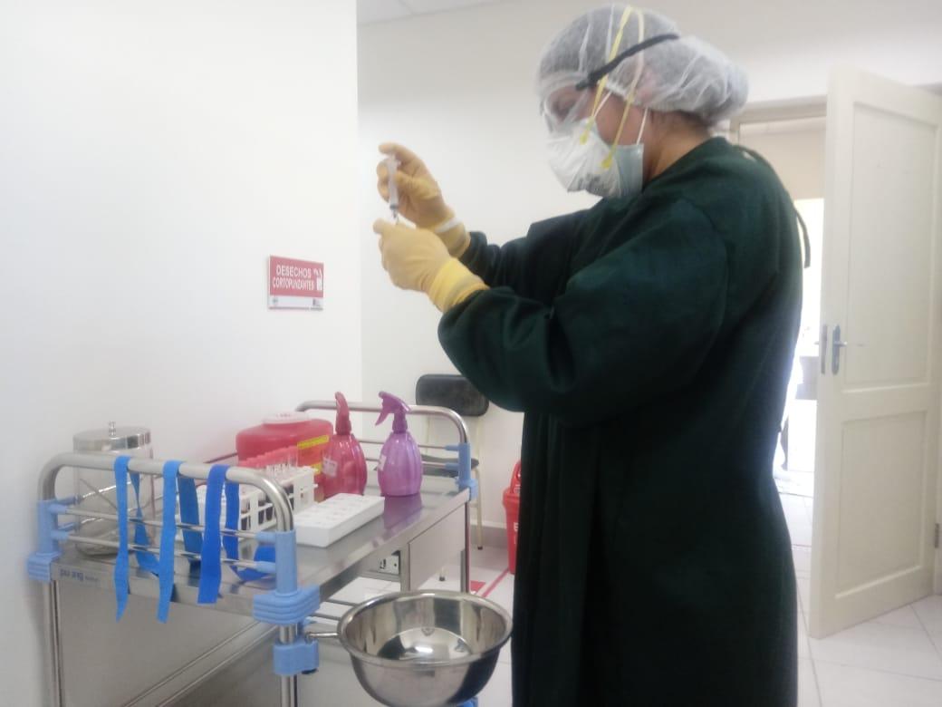 Sin laboratorio para pruebas, Tarija registra su primer muerto por Covid