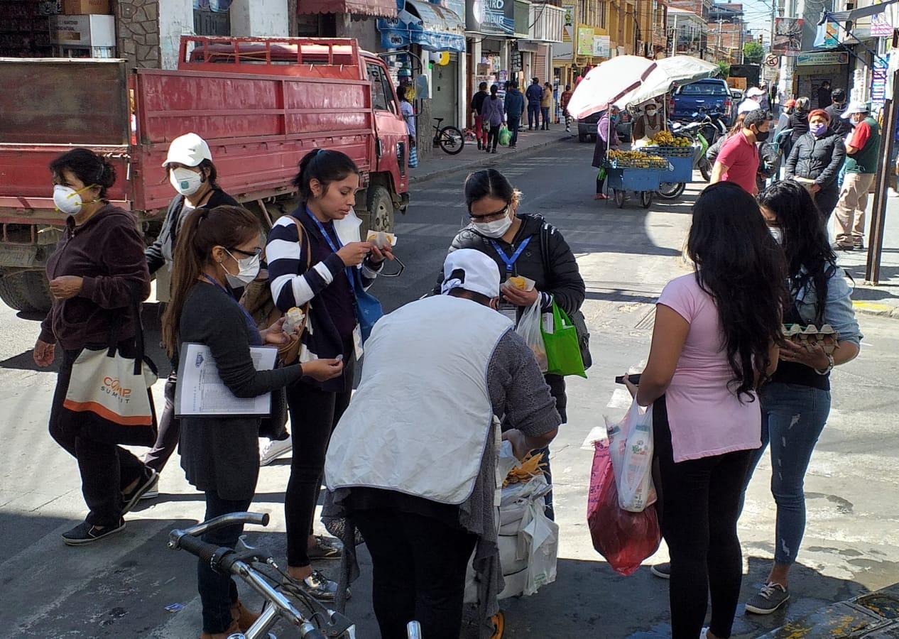 Presión económica obliga a romper con la cuarentena en Tarija