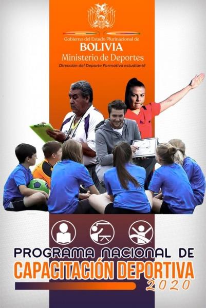 Ministerio de Deportes lanza cursos virtuales