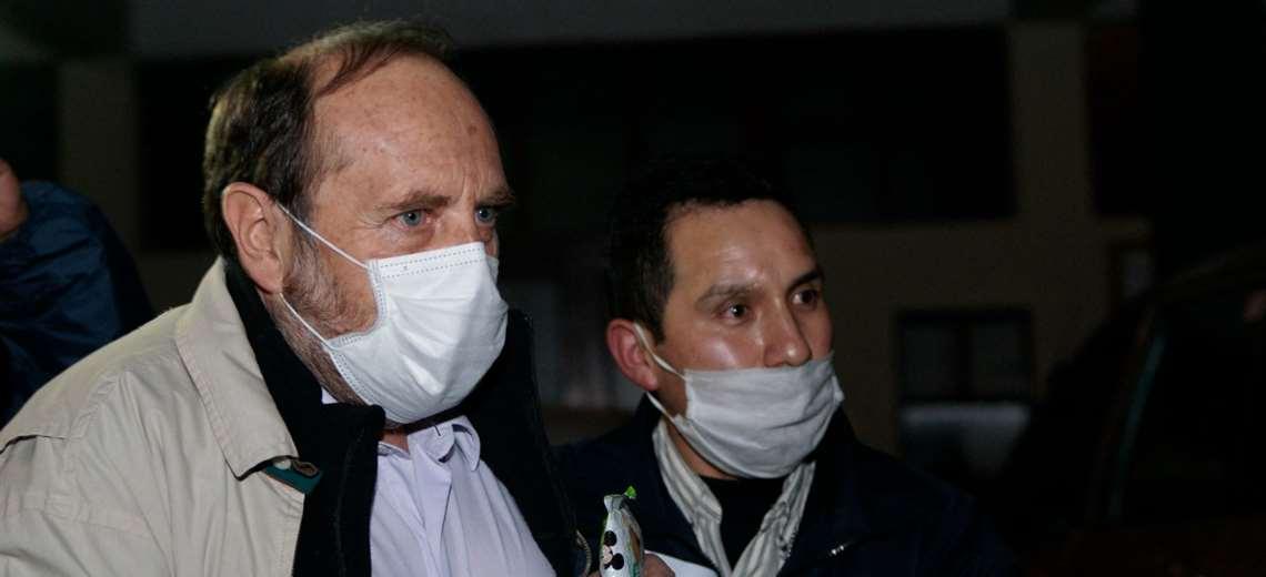 Fiscalía pide detención preventiva para Navajas y otros tres implicados