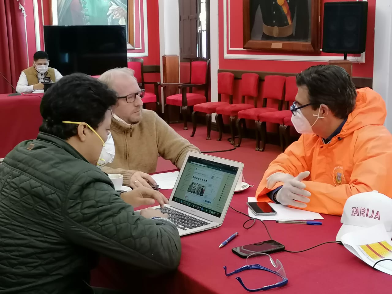 Alcaldía de Tarija elaborará protocolo para manejo de cuarentena dinámica