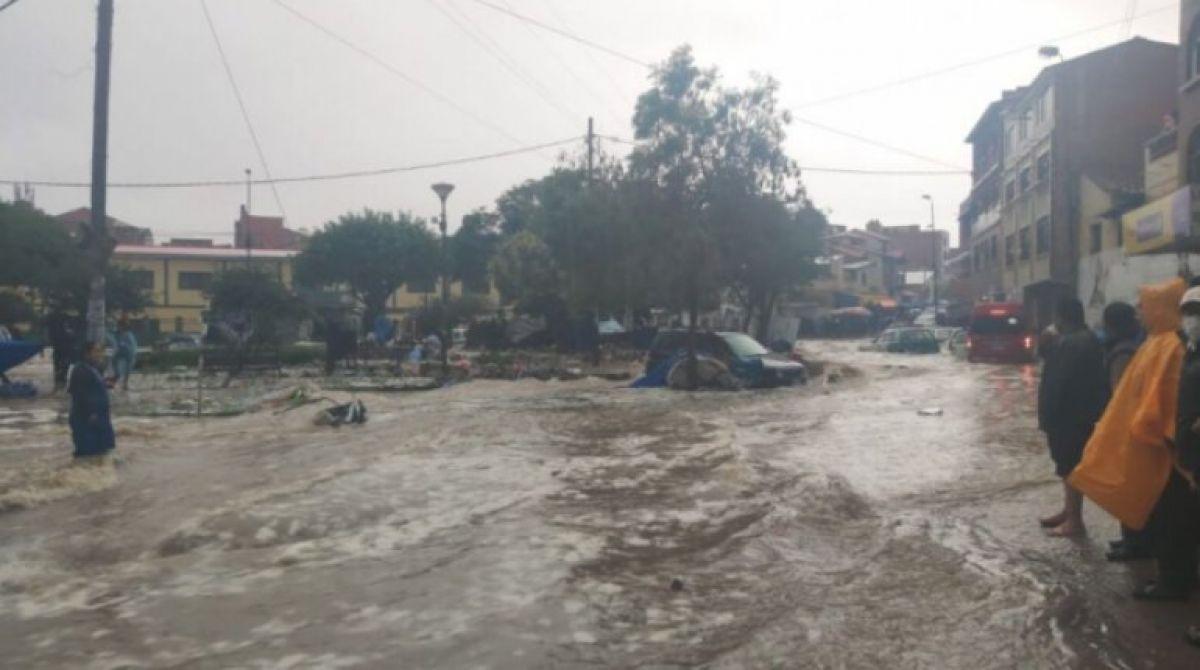Actualidad: Inundaciones en Bolivia dejaron al menos cuatro muertos