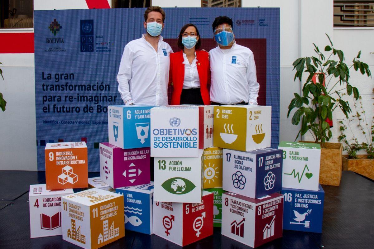Bolivia se une a Laboratorio de desarrollo sostenible del PNUD